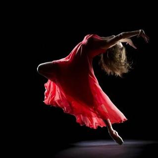 tanec webinář