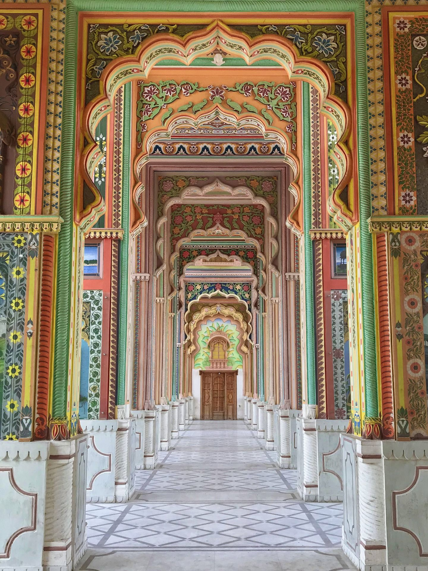 jaipur color